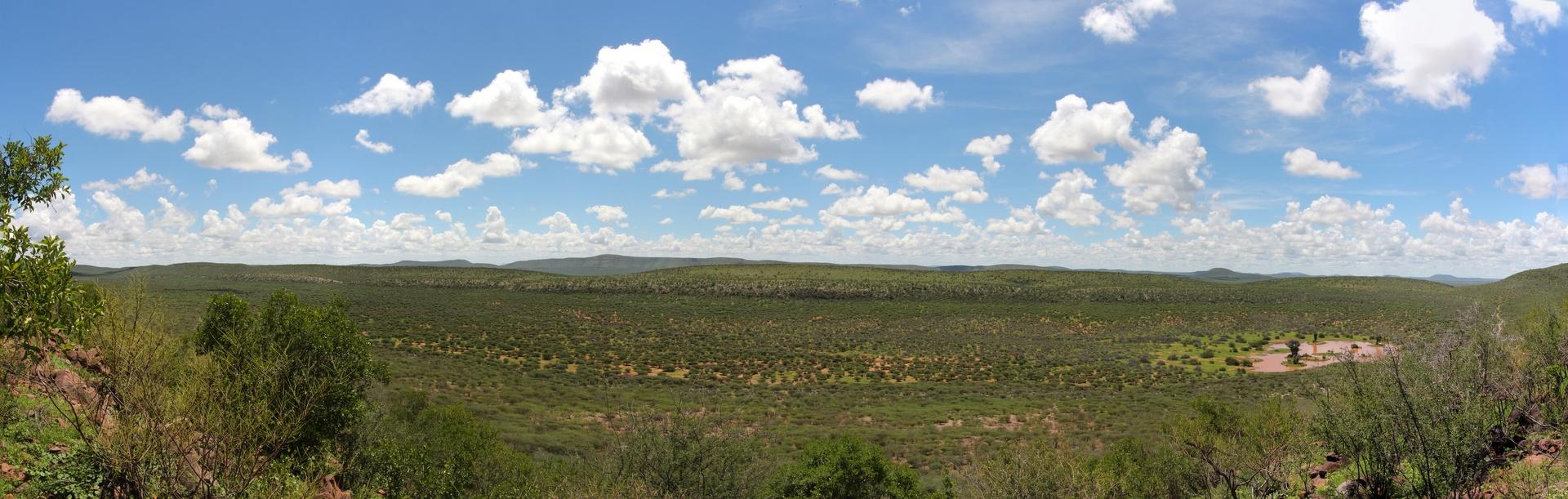 Ausblick vom Panoramapunkt