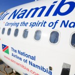 Air Namibia_A330 painting