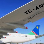 Air Namibia_A330_wing
