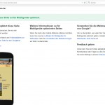Okambara.de: Google-optimiert für mobile Endgeräte